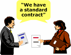 Standard Contract - Click for PowerPoint version
